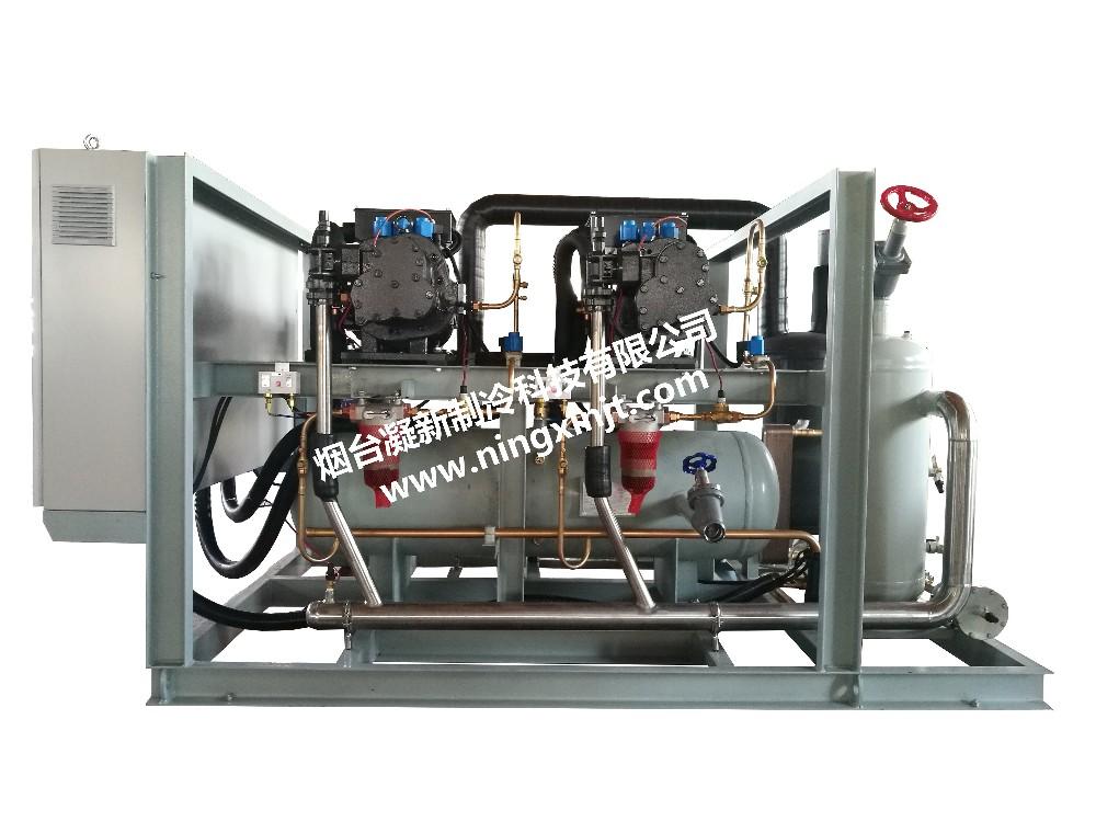 莱富康低温2-40P|低温螺杆并联机组
