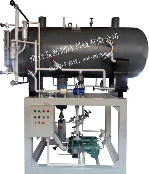凝新氟利昂桶泵机组