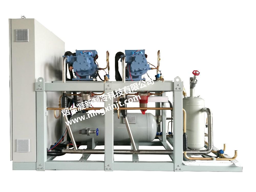 莱富康低温2-30P|螺杆并联机组
