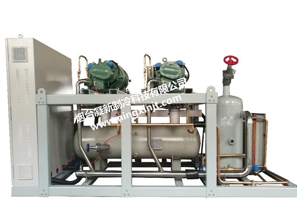 比泽尔中温螺杆2-60P|标准化制冷机组