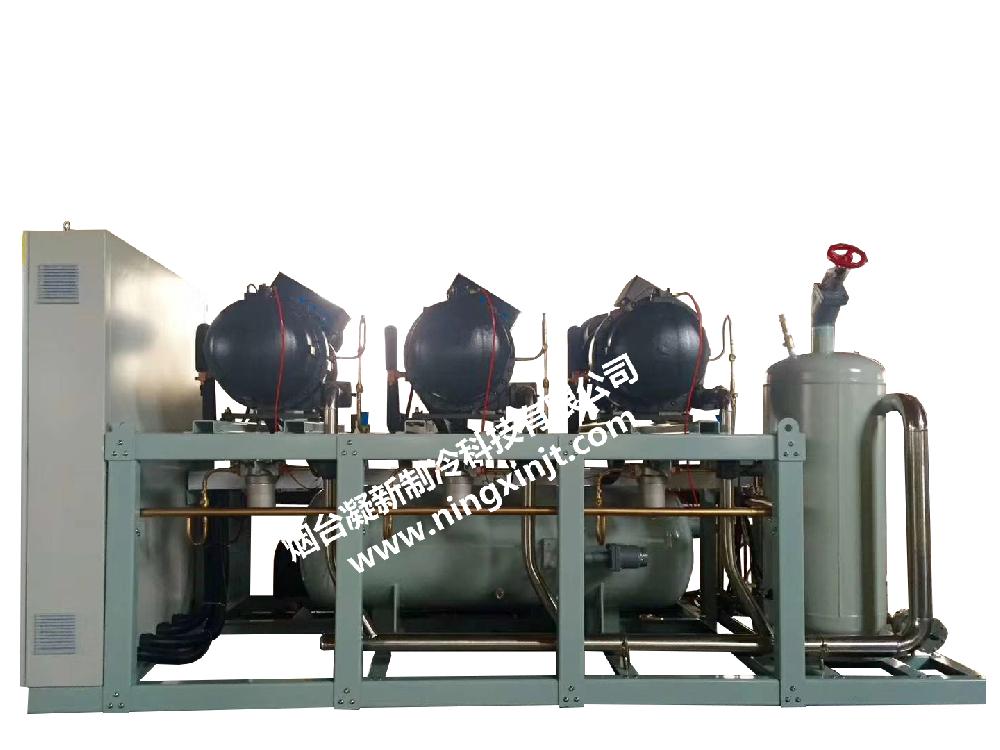莱富康低温螺杆3-80P|标准化制冷机组